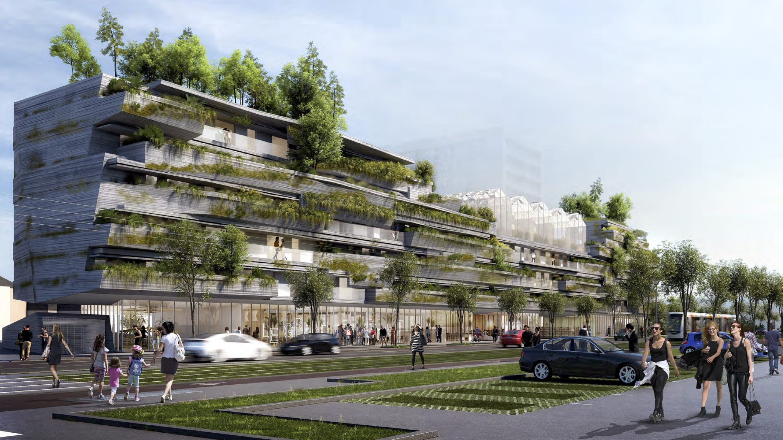 WE AGRI - Ferme urbaine Climax Angers